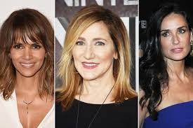 medium length hairstyles for women over 50 stylebistro