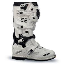 mens motocross boots fly racing 2015 mens sector mx boots white available at