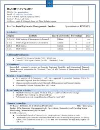 formats for resume resume format for freshers in ms word papei resumes