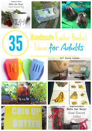 ideas for easter baskets for adults handmade easter basket ideas for adults