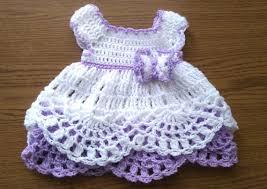 crochet pattern crochet how to crochet baby dress size