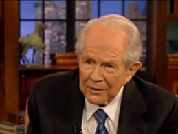 Deaf And Dumb And Blind And Born To Follow Pat Robertson U0027you Have To Be Deaf Dumb And Blind To Believe In