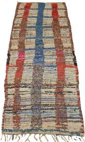 rug runners contemporary tapis modern design authentic moroccan vintage hallway runner 3x7