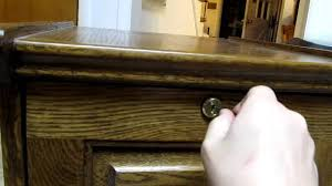 picking a file cabinet lock with nail clippers youtube