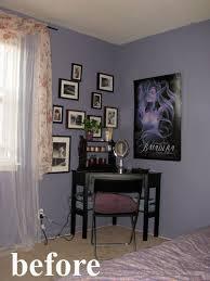 diy bedroom vanity before after yoannah s diy bedroom mural flickr find corner