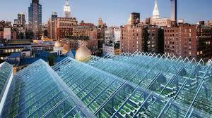 Aquaponic Inhabitat Green Design Innovation Architecture