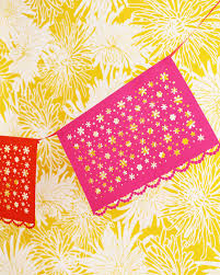 floral papel picado a classic mexican paper craft martha stewart