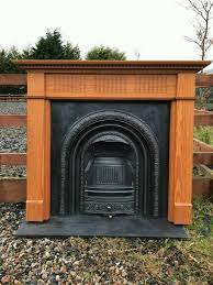 old fireplace inserts 106 cast iron fireplace surround fire wood old arch insert antique