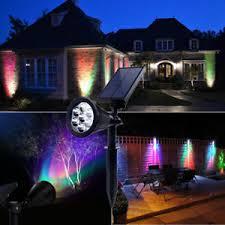 spot lights for yard ip65 solar spotlight 7 led solar spot lights yard flood lights