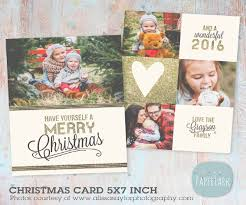 excellent christmas cards personalized creative ideas photo