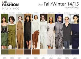 fall winter 2014 2015 runway color trends nidhi saxena u0027s blog