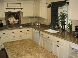 granite countertop ikea kitchen cabinets white cement tile