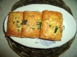 cuisine marocaine brick bricks au thon pomme de terre et oeuf recette ptitchef