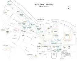 Uvm Campus Map Usc Campus Map University Of Southern California Mappery Getting
