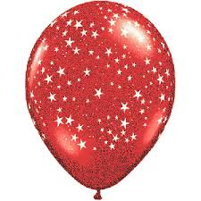 50th birthday balloons delivered 11 ruby helium balloon 50th party