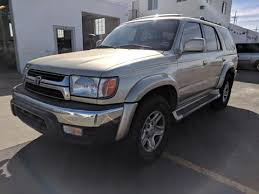 toyota 4runner for sale colorado 2001 toyota 4runner for sale in colorado springs co carsforsale com