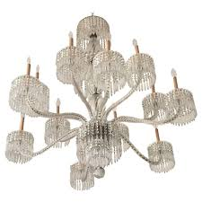 How To Make A Beaded Chandelier Baccarat Chandeliers And Pendants 50 For Sale At 1stdibs