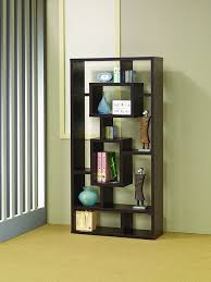 amazon com coaster home furnishings modern contemporary 10 shelf