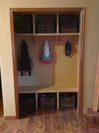 ana white closet mud room diy projects