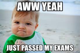 Aww Yeah Meme Generator - aww yeah just passed my exams succes kid meme generator