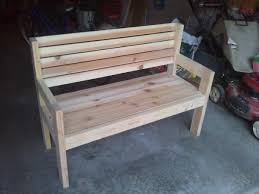 free park bench plans wood nortwest woodworking community