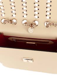 sweet charity spikes medium bag by christian louboutin shoulder