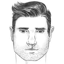 hairstyles for round face square jaw best men s haircuts for your face shape 2018 men s haircuts