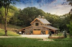 House Barn Designs Barn Wood Home Great Plains Western Horse Barn Home Project