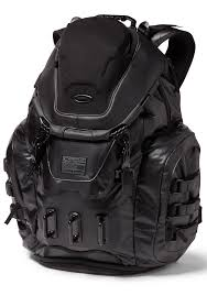 OAKLEY Kitchen Sink Lx Designer Backpack For Men Black - Oakley backpacks kitchen sink