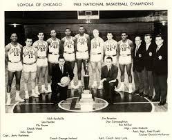 the 50th anniversary of loyola university u0027s ncaa men u0027s basketball
