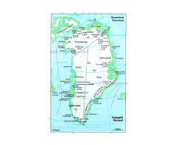 Greenland Map Maps Of Greenland Detailed Map Of Greenland In English Tourist