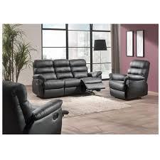 ensemble canap 3 2 pas cher ensemble complet en cuir dina canapés relax 2 et 3 personnes et 1
