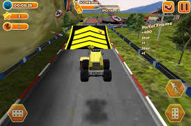 big monster truck videos monster truck stunt 3d android apps on google play