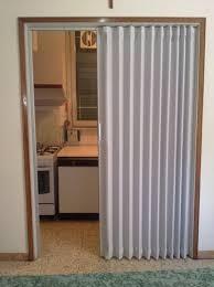 pvc folding door partition accordion door sliding folding door