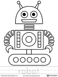 robot coloring book contemporary podhelp podhelp
