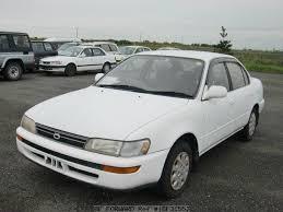 toyota corolla sedan 1993 used 1993 toyota corolla sedan se limited e ae100 for sale bf31552