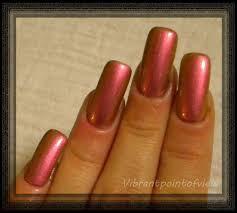 vibrant point of view sally hansen nail prisms 10 golden cinnabar
