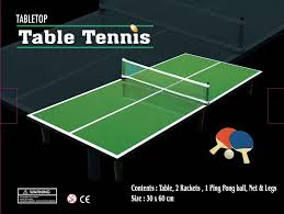 tabletop ping pong table amazon com table tennis deluxe mini desk top table tabletop
