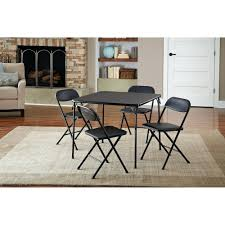 target folding table and chairs folding table set kitchen for sale target 5 piece foldable picnic