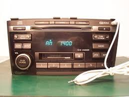 lexus sc300 aux input 2000 03 bose infiniti i30 i35 radio 6 cd changer cr080 28188 5y800