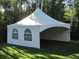 tents in the zone party rentals