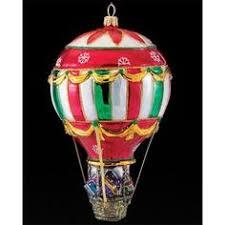 blown glass air balloon ornament glass balloon ornaments