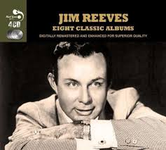 jim reeves eight classic albums 4 cds jpc