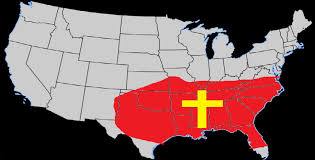 map usa bible belt bible belt leads the nation in black friday violence