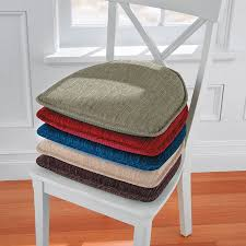 Chair Pads Chenille Chair Pads