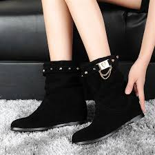 womens boots images black boots leather metal decoration womens boots biker boots on