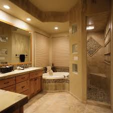 doorless walk in bathroom contemporary with recessed lighting doorless walk in bathroom contemporary with earth tone colors shower panels and columns
