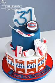 chambre canadien de montreal gardien des canadiens de montréal nhl gâteaux les
