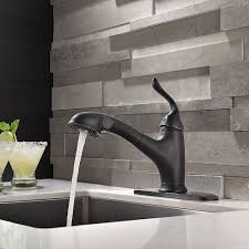 bronze kitchen sink faucets mona rubbed bronze kitchen sink faucet