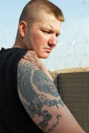 tattoos on biceps for guys military tattoos designs and ideas page 15